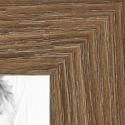 """ArtToFrames Custom Picture Poster Frame  Brown 1.25"""" Wide"""