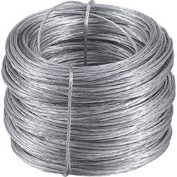 100 Feet Photo Frame Picture Hanging Wire Stainless Steel Mi