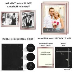 Icona Bay 11x14 Picture Frame , Gold Photo 11...