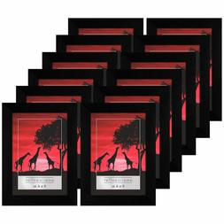 12 pack 4x6 picture frames display pictures