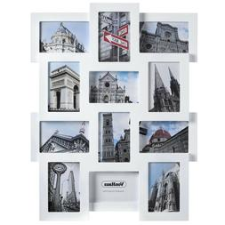 VonHaus 12x Collage Picture Photo Frames Family Home Wall Ha