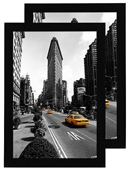 2-Pack - 11x17 Picture Frame - Made for Legal Sized Paper -