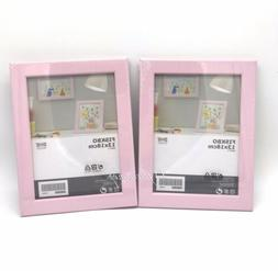"""2 PACK IKEA FISKBO 5x7"""" Standing Hanging Picture Frames Ho"""