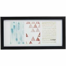 "AmazonBasics 3 Photo Collage Picture Frame - 4"" x 6"" Display"