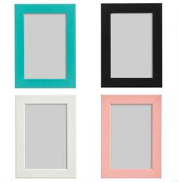4x6 Inch - 10cm x 15cm Photo Picture Frame to Hang or Stand