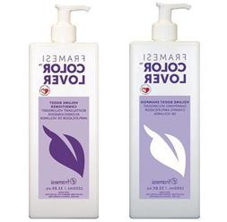 Framesi Color Lover Volume Boost Shampoo and Conditioner 33.