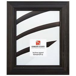 Craig Frames American Classic, Weathered Black Wood Picture