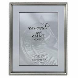 Lawrence Frames Antique Pewter 8 x 10 Picture Frame