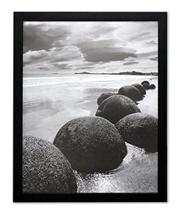 Golden State Art 16x20 Black Picture Frame, 1-14-Inch Wide w