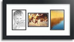 collage mat picture photo frame 3 4x6