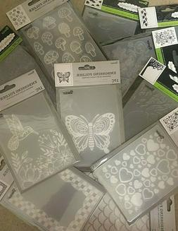"Darice Embossing Folders 4.25"" x 5.75"" **VARIOUS DESIGNS** $"
