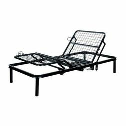 Furniture of America Fox III Twin XL Adjustable Bed Frame in