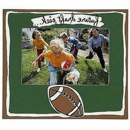 Malden Future Draft Pick Football Picture Frame Green Wall o