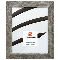gray barnwood picture frames and poster frames