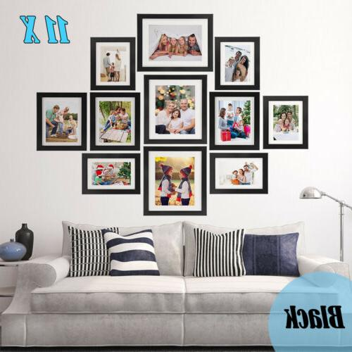11 26pcs photo frame set hanging picture