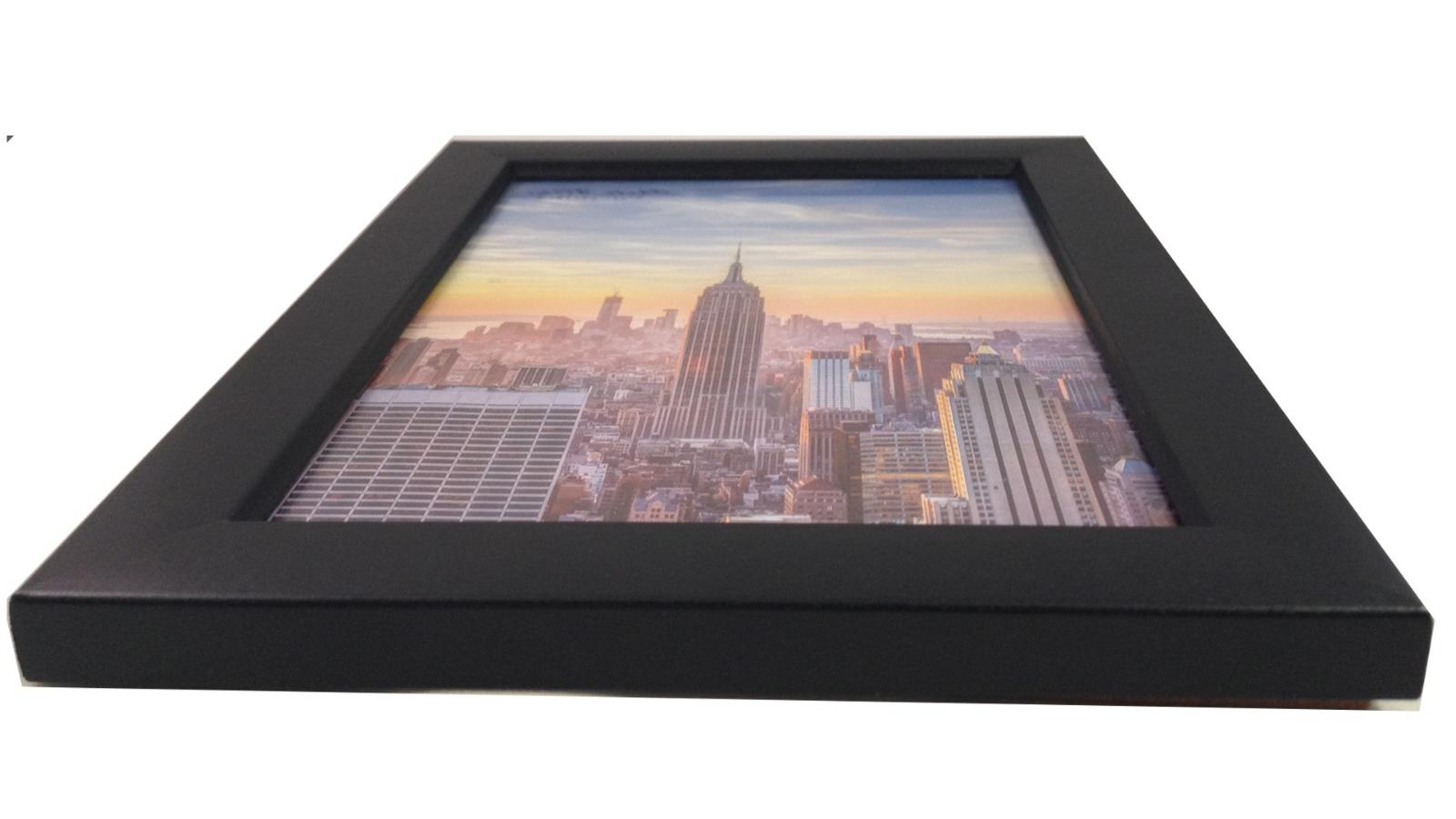 Frame Amo Wood Picture Front, Wall 1, 10 PACK