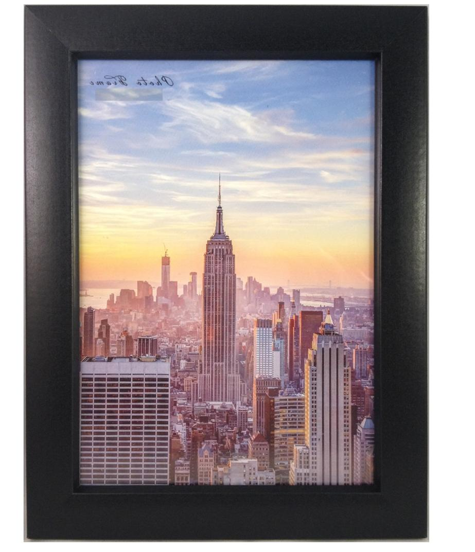 Frame Wood Picture Frame, Front, or 1,