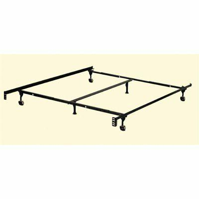 Furniture of America Hagemen Queen King Adjustable Bed Frame