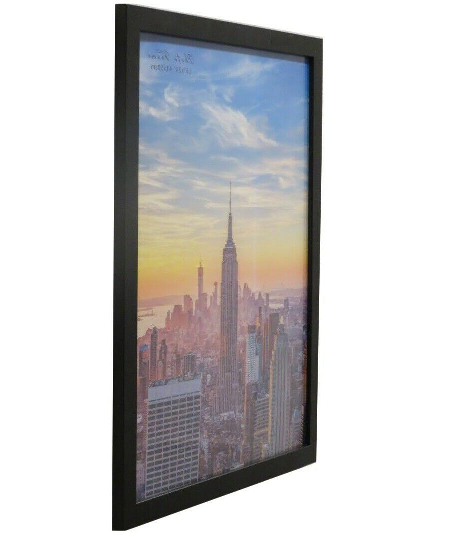 Frame Amo Black Picture or 1 inch 1, PACK