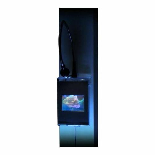 Blooming Hologram Picture LIGHTED WALL Embossed Type