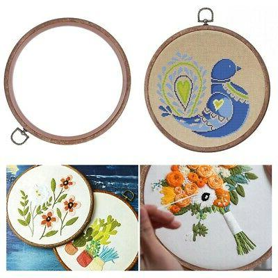 Embroidery Ring Cross-Stitch Tool Art