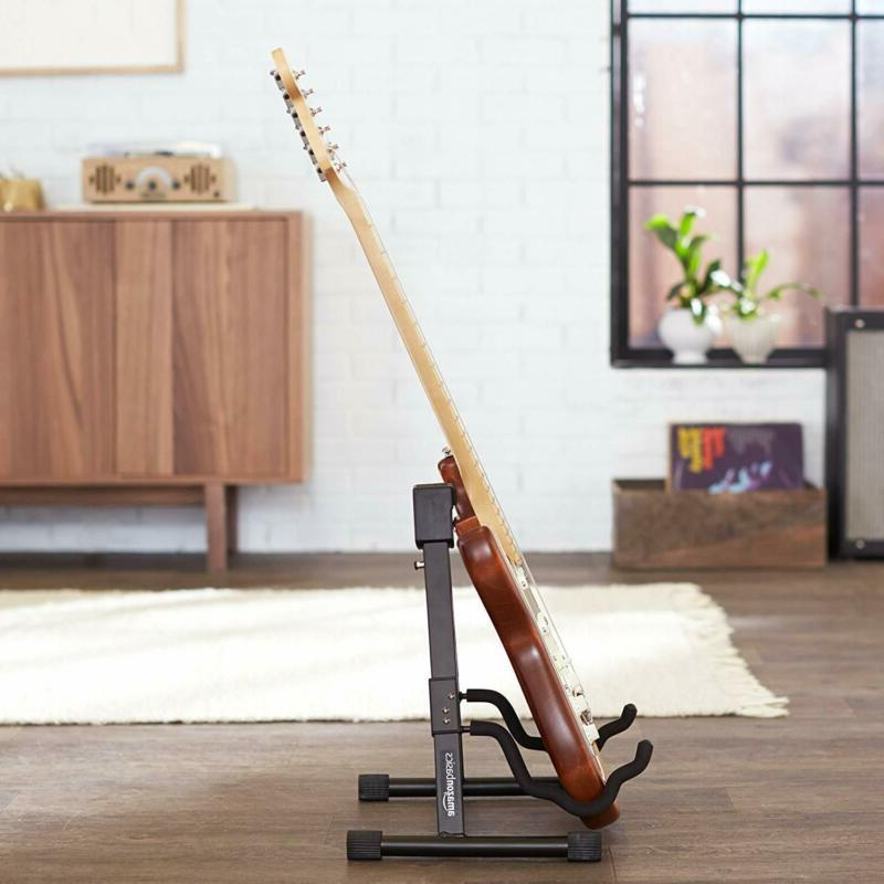 AmazonBasics Guitar A-Frame Stand for Acoustic Electric Guitars