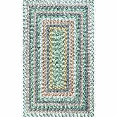 nuLOOM Outdoor Casual Cornered