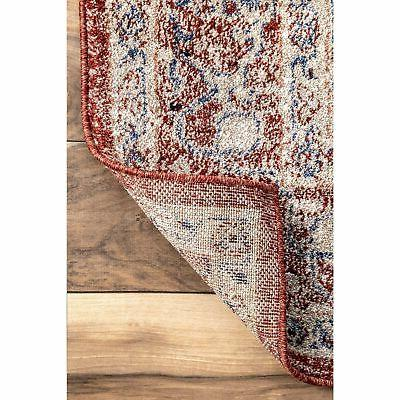 nuLOOM Traditional Classical Versaille Blooming Frame 8' 10'