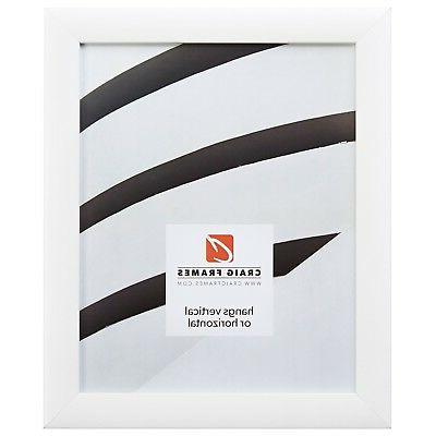 white picture frames and poster frames 1