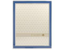 Lawrence 8x10 Navy Blue Enamel Picture Frame