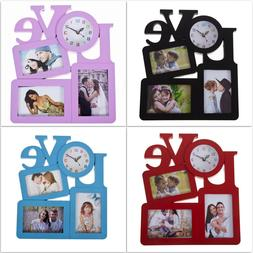 Love Design Wall Clock For Your Loved One The Clock Has 3 Ph