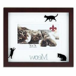 Lawrence Frames Meow Shadow Box picture Frame