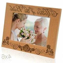 Kate Posh - Mother of the Bride Picture Frame 4x6 Horizontal