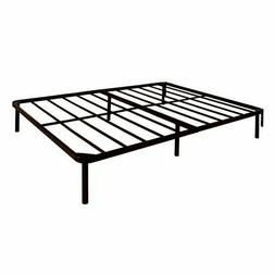 Furniture of America Nilda Metal Twin Xl Bed Frame in Gunmet
