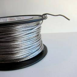 Picture Hanging Wire Plastic Coated Steel 43-60lbs #5 or #6