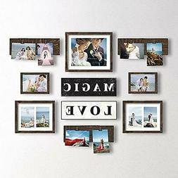 - Sculptural Frames & Holders Magic Love Photo Picture Set V