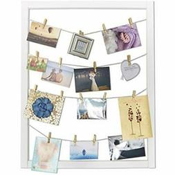 - Sculptural Frames & Holders Reimagine Hanging Photo Displa