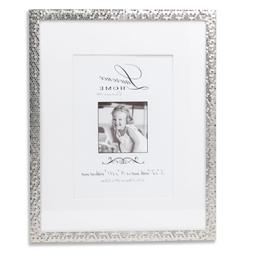 Lawrence Frames Shimmer Metal, Holds 5 by 7-Inch Picture Fra