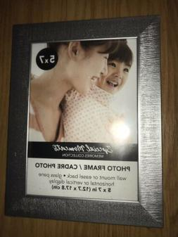 Special Moments Silver 5x7 Picture Frame Frames Wedding Tabl