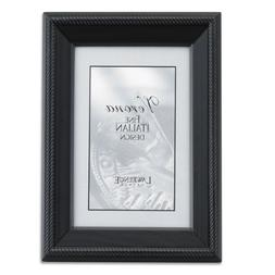 Lawrence Frames Tu by Edo, Black Wood 8 by 12 Picture Frame