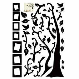Wall stickers Photo frame family tree Decor Vinyl Decal Supe